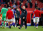 Chris Wilder manager of Sheffield Utd during the Championship match at the Riverside Stadium, Middlesbrough. Picture date: August 12th 2017. Picture credit should read: Simon Bellis/Sportimage
