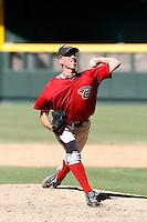 Patrick Schuster - Arizona Diamondbacks, 2009 Instructional League.Photo by:  Bill Mitchell/Four Seam Images..