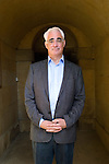 Alistair Darling, politician, at Christ Church during the Sunday Times Oxford Literary Festival, UK, 24 March - 1 April 2012. ..PHOTO COPYRIGHT GRAHAM HARRISON .graham@grahamharrison.com.+44 (0) 7974 357 117.Moral rights asserted.