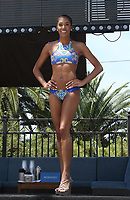 05 May 2017 - Las Vegas, Nevada - Miss Kansas, Catherine Carmichael.  The 2017 Miss USA Swimsuit fashion Show by Yandy.com at Daylight Beach Club at Mandalay Bay resort and Casino.  Photo Credit: MJT/AdMedia