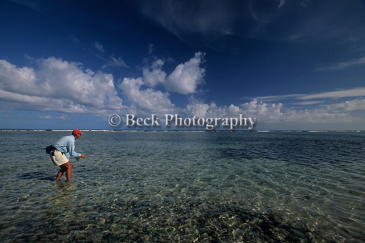 Fly Fishing Turneffe Flats, Belize