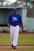 BASEBALL - POLES BASEBALL FRANCE - TRAINING CAMP CUBA - HAVANA (CUBA) - 13 TO 23/02/2009 - GERARDO LEROUX (FRANCE)