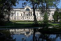 Palais Alserbach im Park des Palais Liechtenstein, Wien, Österreich, UNESCO-Weltkulturerbe<br /> Palais Alserbach in park of Palais Liechtenstein, Vienna, Austria, world heritage