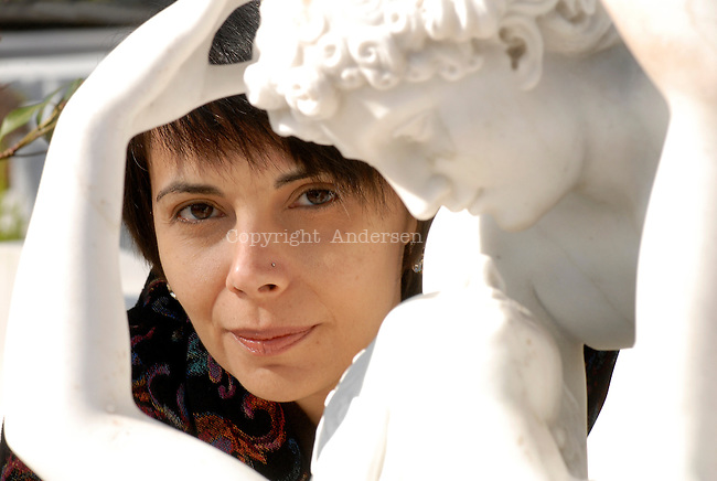 Adriana Lisboa, Brazilian writer in 2012.