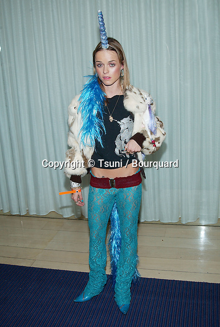"Taryn Manning arriving at "" A Halloween 70' Style  "" at the Sky Bar, the Mondrian in Los Angeles. October 31, 2002."