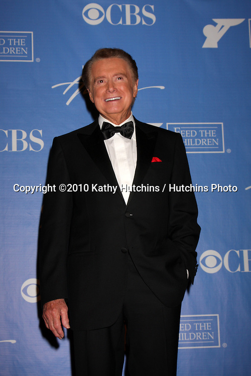 Regis Philbin.in the Press Room at the 2010 Daytime Emmy Awards .Las Vegas Hilton Hotel & Casino.Las Vegas, NV.June 27, 2010.©2010 Kathy Hutchins / Hutchins Photo....