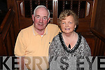 Ballybunnion girl, Kathleen Brosnan pictured here with her husband Stephen, celebrated her birthday last Saturday night in Leen's Hotel, Abbeyfeale.
