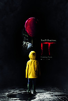 It (2017)<br /> POSTER ART<br /> *Filmstill - Editorial Use Only*<br /> CAP/KFS<br /> Image supplied by Capital Pictures