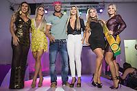 SÃO PAULO, SP, 10.11.2015 - Jurados durante a quinta edição do concurso Miss Bumbum no bairro de Perdizes na região oeste da cidade de São Paulo na noite de ontem segunda-feira, 09.  (Foto: William Volcov/Brazil Photo Press)