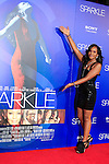 LOS ANGELES - AUG 16: Bobbi Kristina Brown at the Los Angeles Premiere of 'Sparkle' at Grauman's Chinese Theater on August 16, 2012 in Los Angeles, California