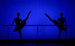 English National Ballet performing Etudes