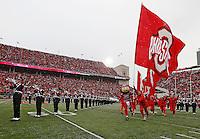 at Ohio Stadium in Columbus, Ohio on November 23, 2013.  (Chris Russell/Dispatch Photo)