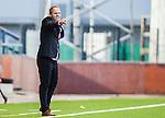 S&ouml;dert&auml;lje 2015-08-01 Fotboll Superettan Assyriska FF - &Ouml;stersunds FK :  <br /> Assyriskas tr&auml;nare Azrudin Valentic reagerar under matchen mellan Assyriska FF och &Ouml;stersunds FK <br /> (Foto: Kenta J&ouml;nsson) Nyckelord:  Assyriska AFF S&ouml;dert&auml;lje Fotbollsarena Superettan &Ouml;stersund &Ouml;FK portr&auml;tt portrait tr&auml;nare manager coach