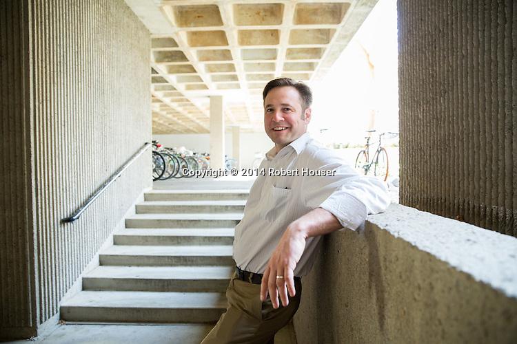 Portrait of Daniel Braunschweig - BioRad