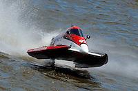 Dan Orchard (#97) SST-45 class.Bay City River Roar, Bay City,Michigan USA.26-2821 June, 2009..©F. Peirce Williams 2009 USA.F.Peirce Williams.photography.ref: RAW (.NEF) File Available