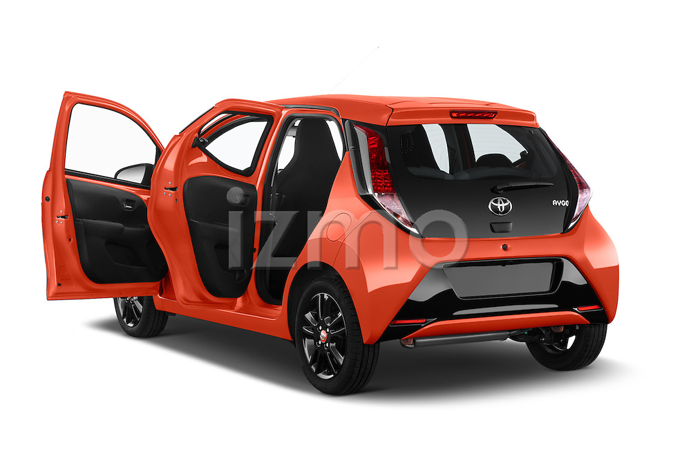 Car images of a 2015 Toyota AYGO X-CITE 2WD MT 5 Door Micro Car 2WD Doors