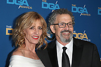 BEVERLY HILLS, CA - FEBRUARY 3: Christine Lahti and Thomas Schlamme at the 70th Annual Directors Guild of America Awards (DGA, DGAs), at The Beverly Hilton Hotel in Beverly Hills, California on February 3, 2018.  <br /> CAP/MPI/FS<br /> &copy;FS/Capital Pictures