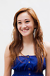 July 14, 2012 - Tokyo, Japan - Jenny, 17, Student. Today's fashion point - summer fashion. Favorite brand - Forever 21 because of the reasonable prices, vibrant colors and simple style that goes well with everyday living. Jenny bought her clothes from H&M and Forever 21 in downtown Tokyo. She's in casual, preppy, skater and vintage fashion styles. Her favorite place is Harajuku because all the fashion stores are close next to each other and she doesn't have to walk a far distance. (Photo by Christopher Jue/Nippon News)