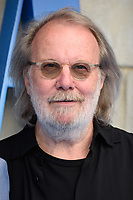 """Benny Andersson<br /> arriving for the """"Mama Mia! Here We Go Again"""" World premiere at the Eventim Apollo, Hammersmith, London<br /> <br /> ©Ash Knotek  D3415  16/07/2018"""