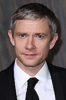 "HOLLYWOOD, CA - DECEMBER 02: Martin Freeman arriving at the Los Angeles Premiere Of Warner Bros' ""The Hobbit: The Desolation Of Smaug"" held at Dolby Theatre on December 2, 2013 in Hollywood, California. (Photo by Xavier Collin/Celebrity Monitor)"