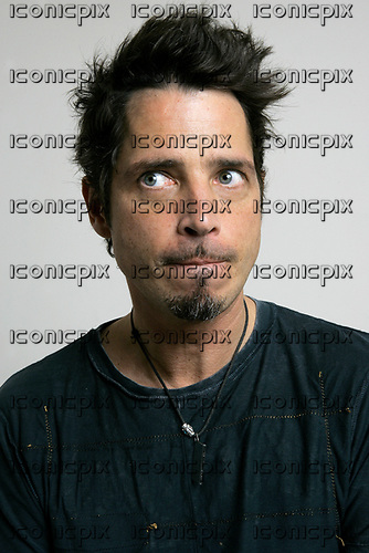 Chris Cornell (July 20, 1964 – May 17, 2017) - Paris - 14 May 2007.  Photo credit: Marion Ruszniewski/Dalle/IconicPix **AVAILABLE FOR UK ONLY**