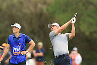 Adam Scott (AUS) on the 3rd fairway during Round 4 of the Australian PGA Championship at  RACV Royal Pines Resort, Gold Coast, Queensland, Australia. 22/12/2019.<br /> Picture Thos Caffrey / Golffile.ie<br /> <br /> All photo usage must carry mandatory copyright credit (© Golffile   Thos Caffrey)