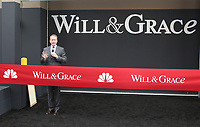 02 August 2017 - Universal City, California - Bob Greenblatt. 'Will & Grace' Start Of Production Kick Off Event And Ribbon Cutting Ceremony. Photo Credit: F. Sadou/AdMedia