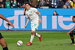 17.03.2019, BayArena, Leverkusen, GER, 1. FBL, Bayer 04 Leverkusen vs. SV Werder Bremen,<br />  <br /> DFL regulations prohibit any use of photographs as image sequences and/or quasi-video<br /> <br /> im Bild / picture shows: <br /> Max Kruse (Werder Bremen #10), auf dem Weg zum 3:1<br /> <br /> Foto © nordphoto / Meuter