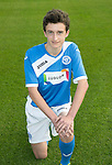 St Johnstone Academy Under 15&rsquo;s&hellip;2016-17<br />Murray Findlay<br />Picture by Graeme Hart.<br />Copyright Perthshire Picture Agency<br />Tel: 01738 623350  Mobile: 07990 594431