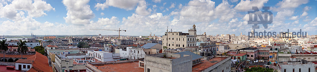 Sept. 4, 2011; Havana, Cuba..Photo by Matt Cashore/University of Notre Dame