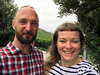 BNPS.co.uk (01202 558833)<br /> Pic:  AaronHaile/BNPS<br /> <br /> Not so scilly ...<br /> <br /> A couple who have swapped bustling London for the idyllic Isles of Scilly say they are loving their new life.<br /> <br /> Aaron Haile, 39, and her husband Mark Bothwick, 45, made the bold decision to quit the capital for the tiny island of Bryher off the Cornish coast.<br /> <br /> They have taken on the island's only general store which doubles as a post office for the outpost's 84 inhabitants - in stark contrast to London's 8.7million population.<br /> <br /> Their previous home was a two bedroom Lewisham flat in a tower block in south east London.