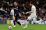 CD Leganes's Martin Braithwaite during Copa Del Rey match between Real Madrid and CD Leganes at Santiago Bernabeu Stadium in Madrid, Spain. January 09, 2019. (ALTERPHOTOS/A. Perez Meca)<br />  (ALTERPHOTOS/A. Perez Meca)