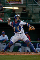 April 10th 2010: Michael Brenly of the Daytona Cubs in the game against the Brevard County Manatees at Jackie Robinson Ballpark in Daytona Beach, FL (Photo By Scott Jontes/Four Seam Images)