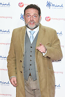 John Thomson at the Virgin Money Giving Mind Media Awards at the Odeon Leicester Square, London, UK. <br /> 13 November  2017<br /> Picture: Steve Vas/Featureflash/SilverHub 0208 004 5359 sales@silverhubmedia.com
