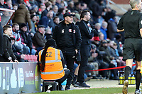 O's Ross Embleton during Leyton Orient vs Macclesfield Town, Sky Bet EFL League 2 Football at The Breyer Group Stadium on 8th February 2020