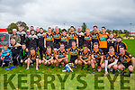 Austin Stacks winners of the Roddy O'Donnell Memorial Cup Senior Football Championship Final against Kerins O'Rahilly at Ballymac GAA Ground on Sunday
