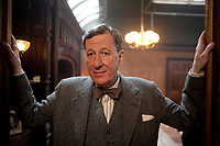 The King's Speech (2010) <br /> Geoffrey Rush<br /> *Filmstill - Editorial Use Only*<br /> CAP/MFS<br /> Image supplied by Capital Pictures