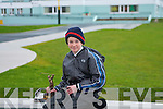 Just Champion: Fenit's Dylan Fitzgerald wins the Munster short game title.     Copyright Kerry's Eye 2008
