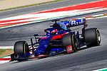 4th May 2019, Circuit Barcelona-Catalunya, Barcelona, Spain; Formula 1, free practice
