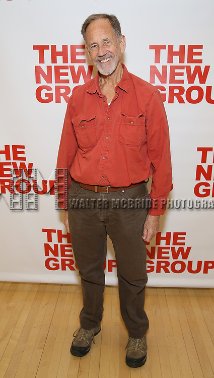 Jon DeVries attends the photo call for The New Group's World Premiere of Hamish Linklater's 'The Whirligig'  at the New 42nd Street Studios on April 3, 2017 in New York City.