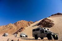 EGY, Aegypten, Sinai: Jeepsafari | EGY, Egypt,  Sinai: Jeep safari