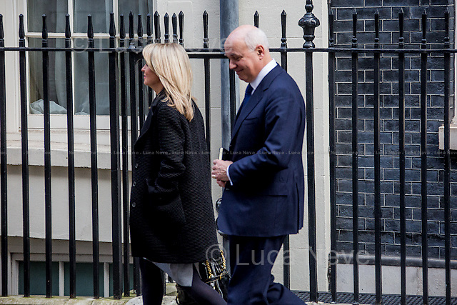 (From L to R) Esther McVey MP (Minister of State for Employment) &amp; Iain Duncan Smith MP (Secretary of State for Work and Pensions).<br />