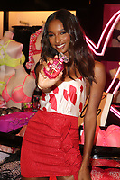 LOS ANGELES, CA - FEBRUARY 7: Jasmine Tookes pictured as Victoria's Secret celebrates self-love this Valentine's Day at the Beverly Center Victoria's Secret Store Thursday, February 7, 2019 in Los Angeles, California. <br /> CAP/MPIFS<br /> ©MPIFS/Capital Pictures
