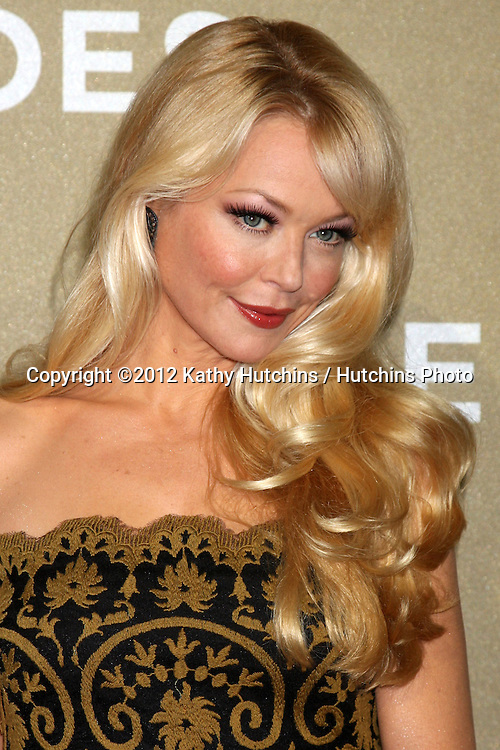 LOS ANGELES - DEC 2:  Charlotte Ross arrives to the 2012 CNN Heroes Awards at Shrine Auditorium on December 2, 2012 in Los Angeles, CA