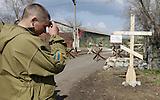 019_ukrainischer Grenzschutz nahe Donezk