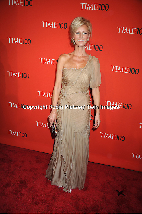 Sandra Lee  attending The Time 100 Most Influential People in the World Gala on April 26, 2011 at Frederick P Rose Hall in The Time Warner Center in New York City.