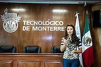 TecMty campus Morelia<br /> Paloma Carreño<br /> Credito:JuanJoseEstradaSerafin/NortePhoto.com