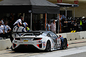 Pirelli World Challenge<br /> Grand Prix of Texas<br /> Circuit of The Americas, Austin, TX USA<br /> Sunday 3 September 2017<br /> Peter Kox/ Mark Wilkins pit stop<br /> World Copyright: Richard Dole/LAT Images<br /> ref: Digital Image RD_COTA_PWC_17287