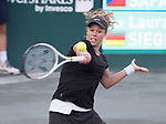 Laura Siegemund (GER) defeated Lucie Safarova (CZE) 6-2, 6-3