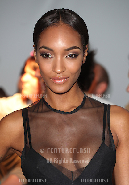 Jourdan Dunn arriving for the 013 Glamour Awards, Berkeley Square, London. 04/06/2013 Picture by: Alexandra Glen / Featureflash